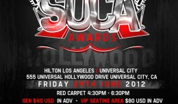 International Soca Awards 2012