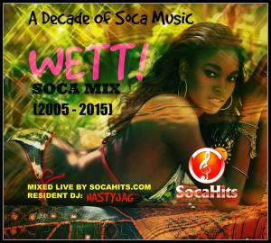 Wett Mix Cover